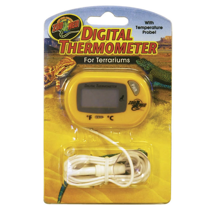 ZM Digital Terrarium Thermometer - Littlehampton Exotics