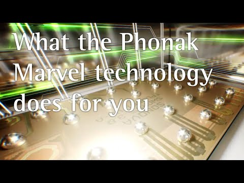 Phonak Audeo M30-R Marvel 2.0