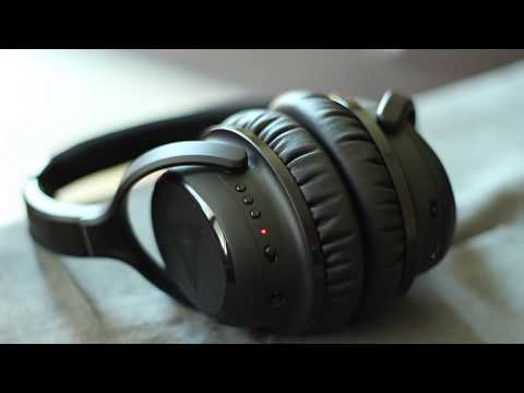 Audeara Wireless Noise Cancelling Headphones