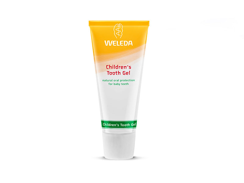 Weleda Children's Tooth Gel – 50ml
