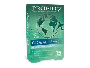 Probio7 Global Travel
