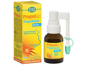 ESI Propolaid Propolgola Throat Spray Honey 20ml
