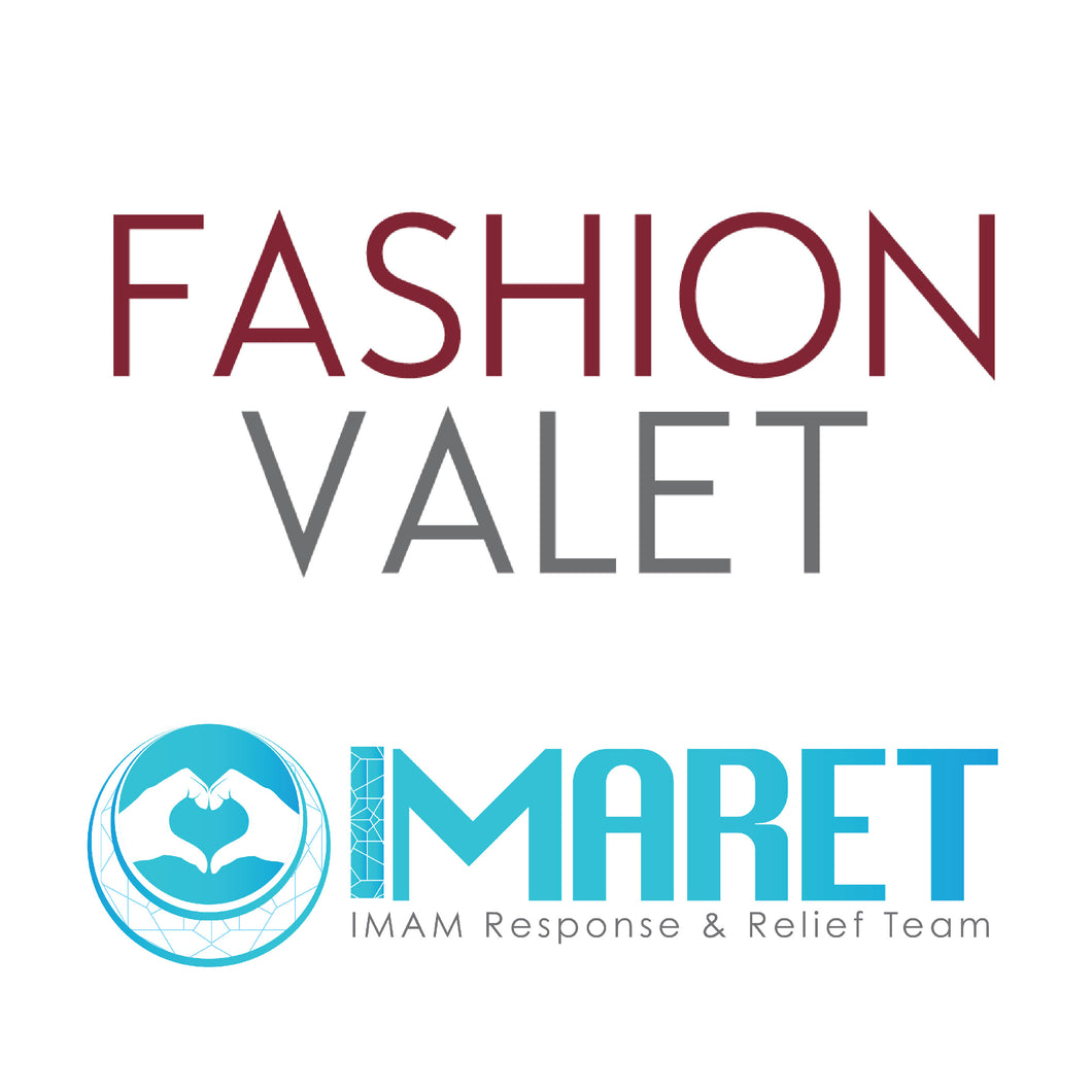 Fashion Valet / IMARET Covid-19 Frontliners Support Fund