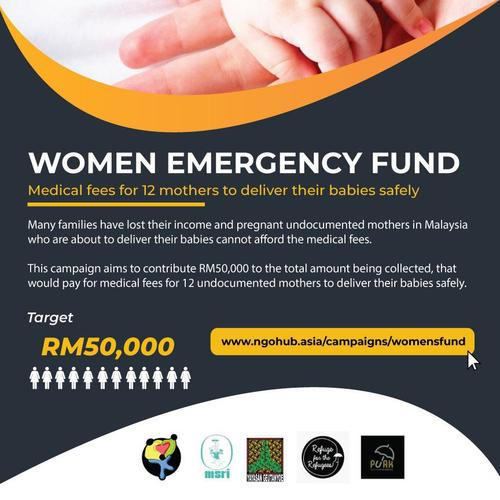 Women's Emergency Fund - Medical Fees for Undocumented Mothers