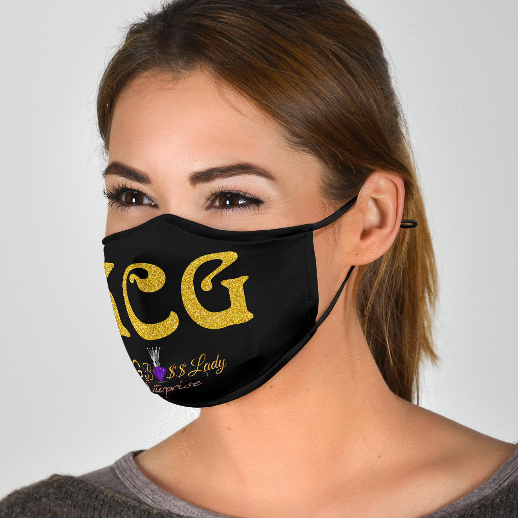 KCG BOSS LADY Face Mask