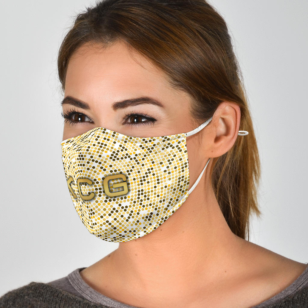 Luxury Boss Lady Face Mask