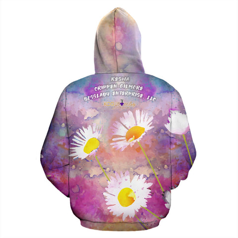 Colorful Boss Lady Hoodies