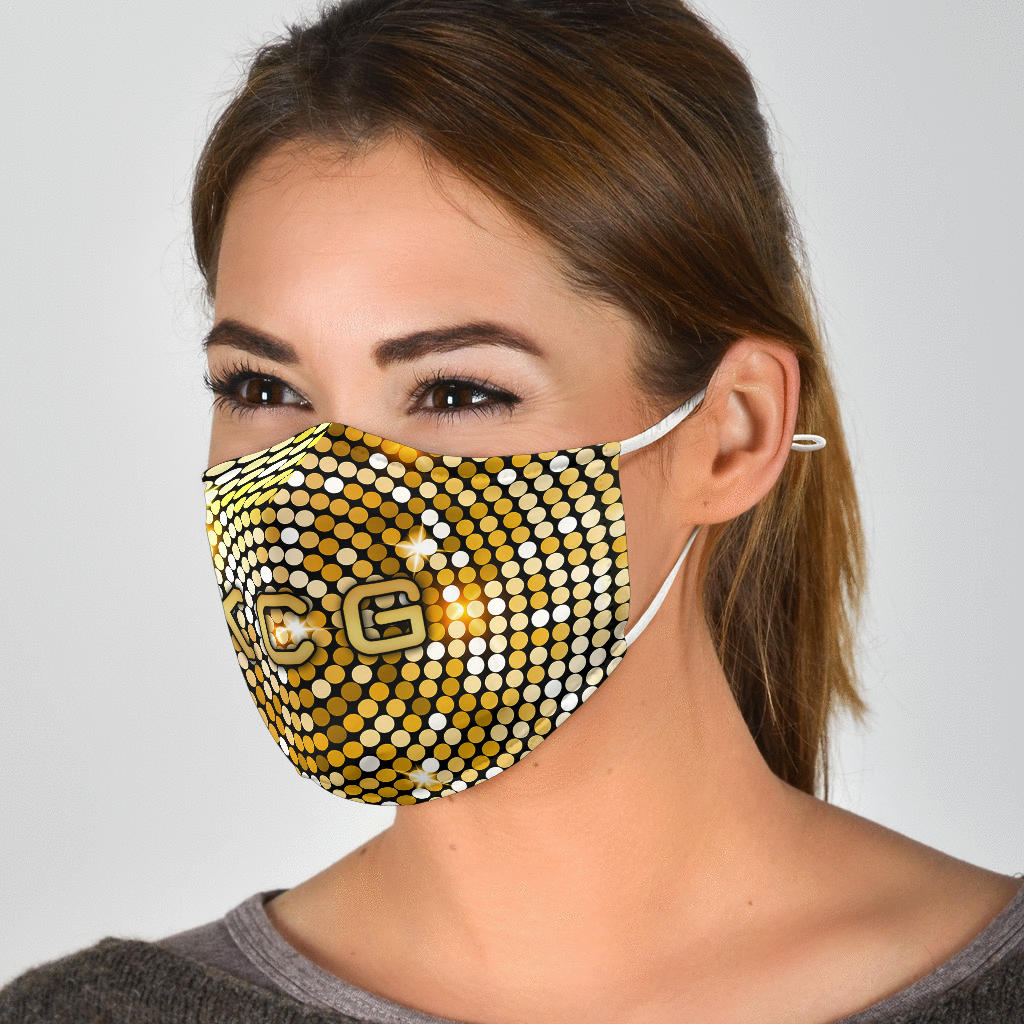 Nurse Gold KCG Mask