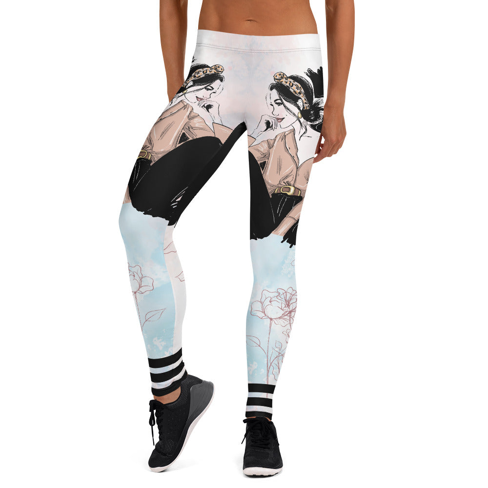 Super Lady Leggings