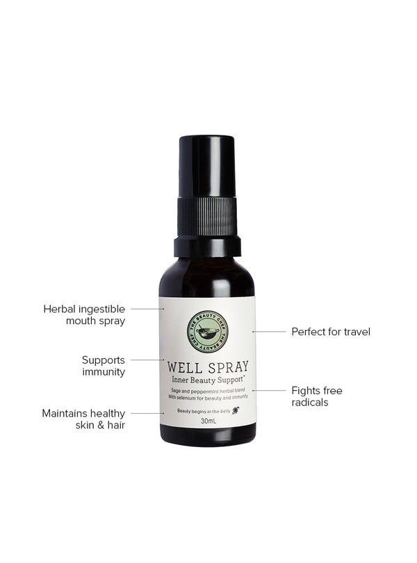 THE BEAUTY CHEF WELL SPRAY™ INNER BEAUTY SUPPORT