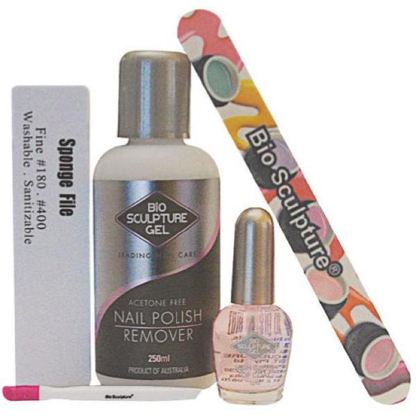 HOME CARE NAIL PACK