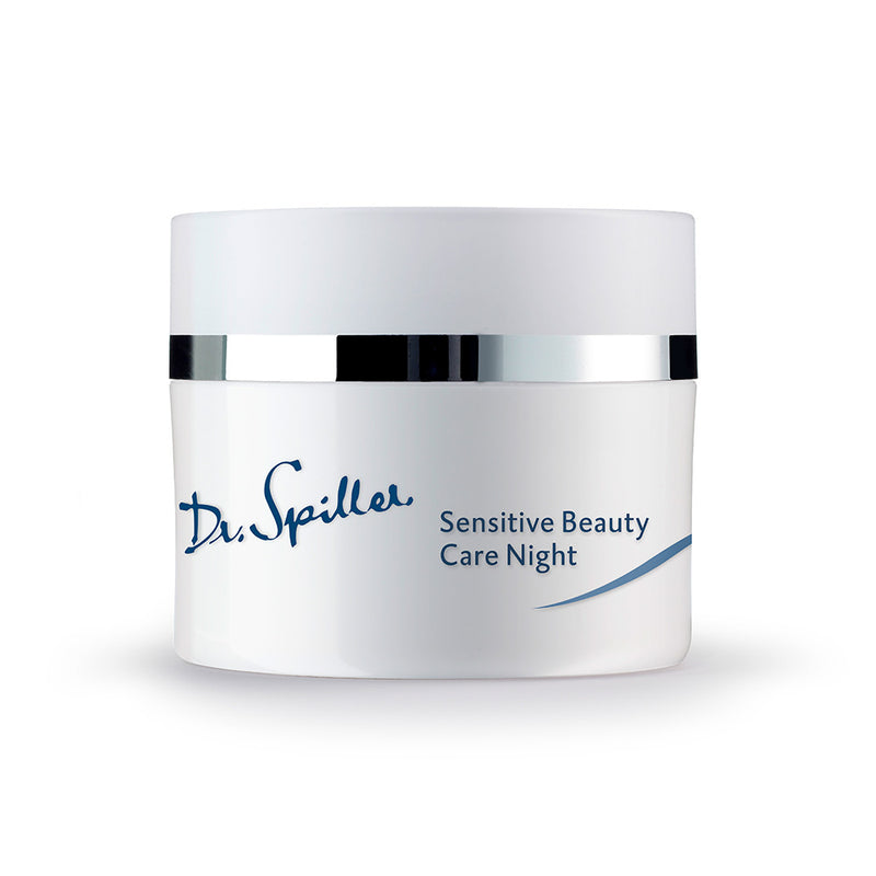 SENSITIVE BEAUTY CARE NIGHT CREAM