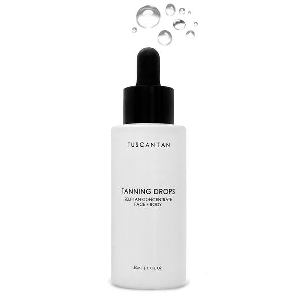 TUSCAN TAN TANNING DROPS FACE + BODY