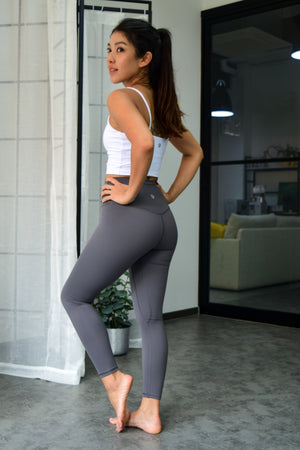 Everywear Leggings in Dark Truffle [L Only!]