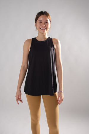 Breathe Tied Tank (2 colours)