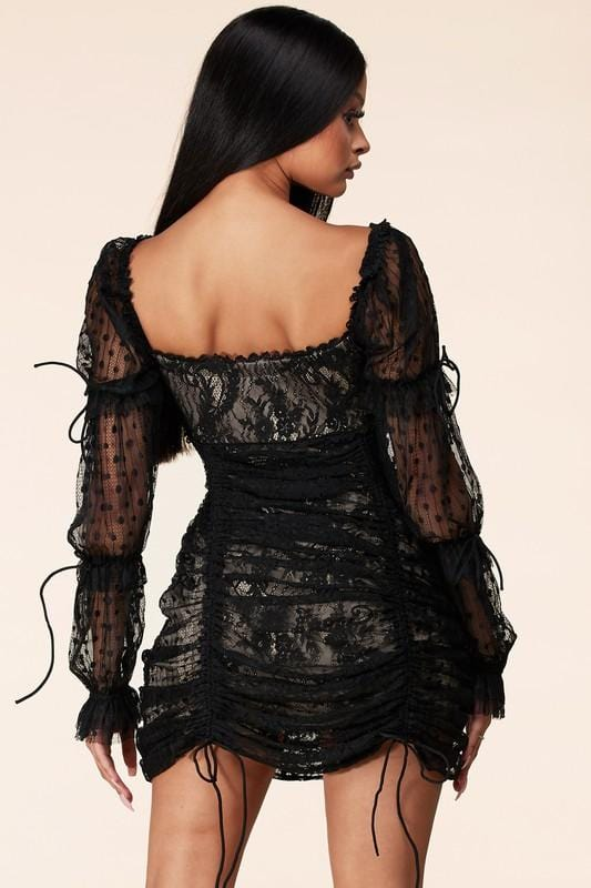 Sweetest Love Dress - BLK PYTHON BOUTIQUE