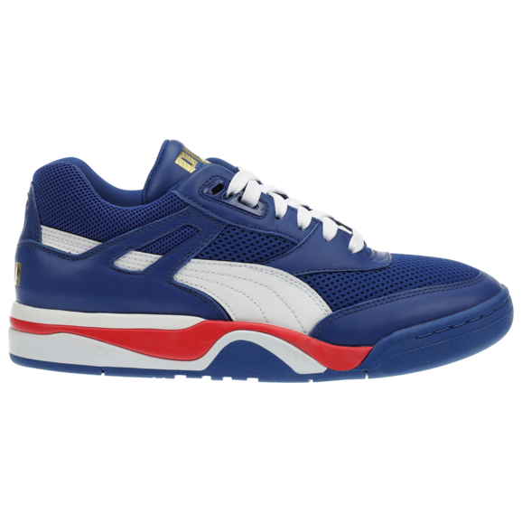 Puma Palace Guard Finals - Surf The Web Puma White Royal Blue