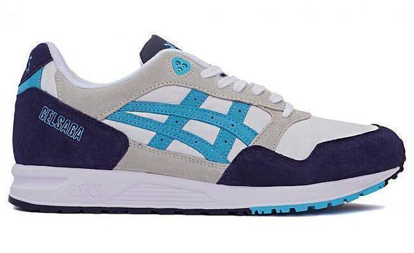 ASICS Gel-Saga White/Aquarium