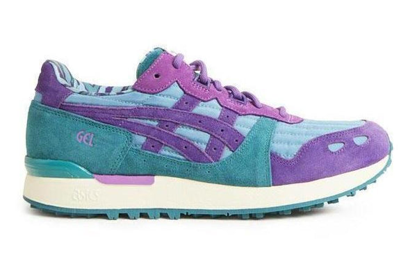 ASICS Gel-Lyte x You Must Create (YMC) - Teal/Purple