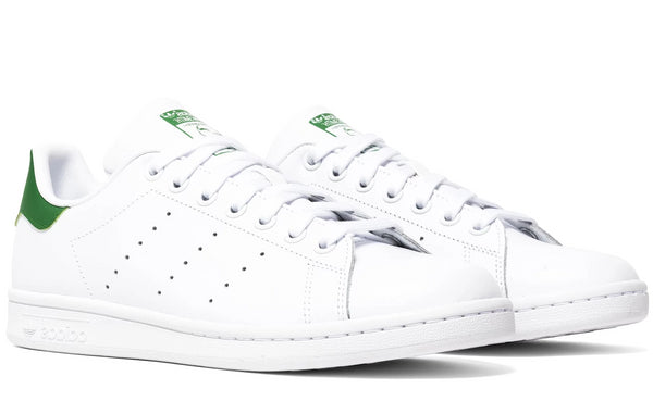 Adidas Stan Smith, Classic - White, Green