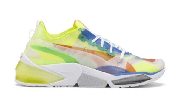 Puma LQD Cell Optic Sheer - White Volt (Multi)