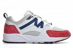Karhu Fusion 2.0 - Bright White Barbados Cherry