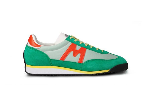 Karhu Championair - Celadon Flame Green Orange