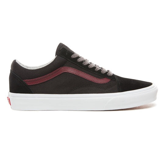 Vans Old Skool - Blk/Maroon