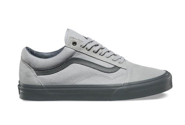 Vans Old Skool - Pewter Grey / Black