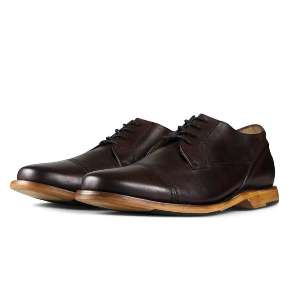 Larkin II Men's Oxford Redbrown