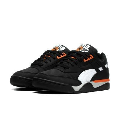Puma Palace Guard BB - Black Orange White Grey
