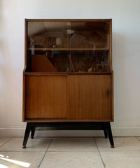 retro mid century drinks cabinet