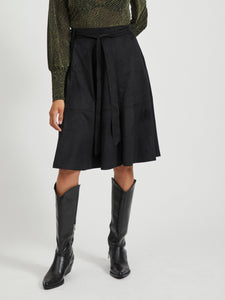 Darley High Waist Midi Skirt