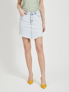 ANNABEL RW SHORT DENIM SKIRT