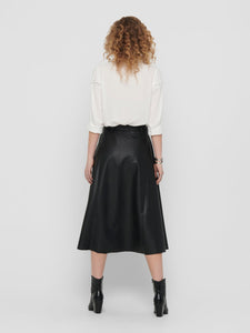 Bella Skirt with Belt PU