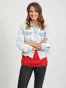 Annabel Short Denim Jacket