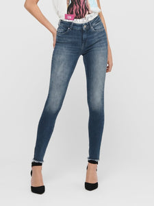 Blush Life Mid Skinny Ankle REA422 Jeans