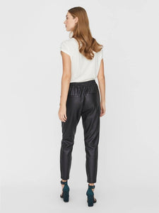 Eva Loose String Coated Pant
