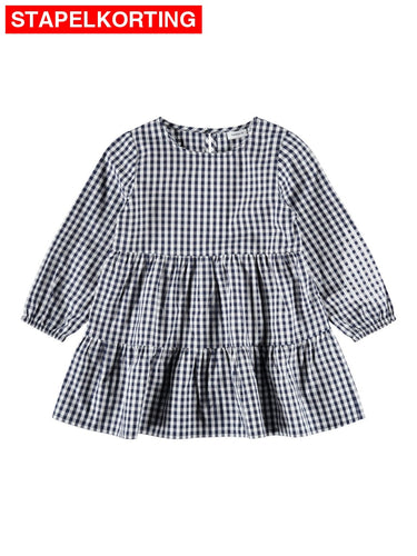 Beate LS Shirt Dress