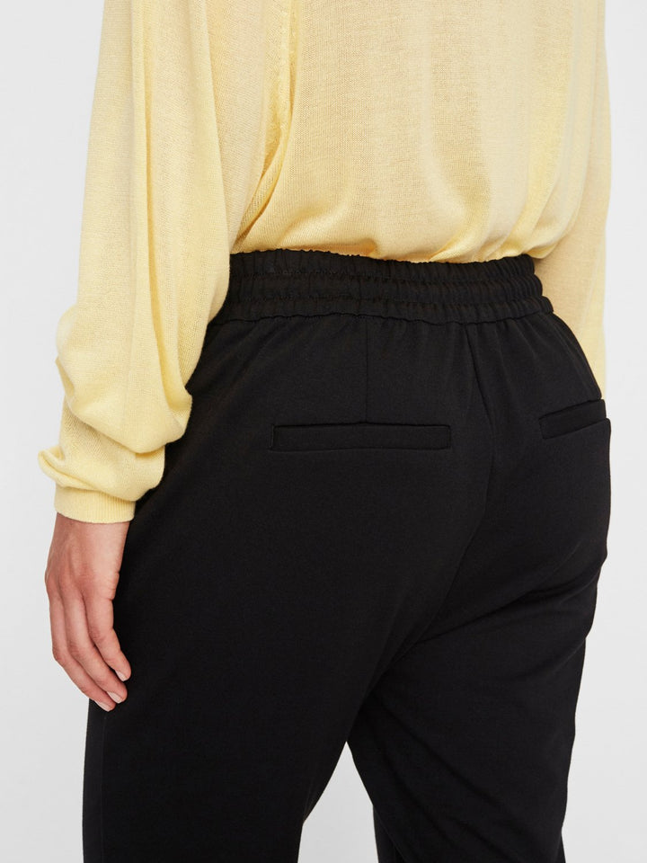 Eva Mr Loose String Zip Pant