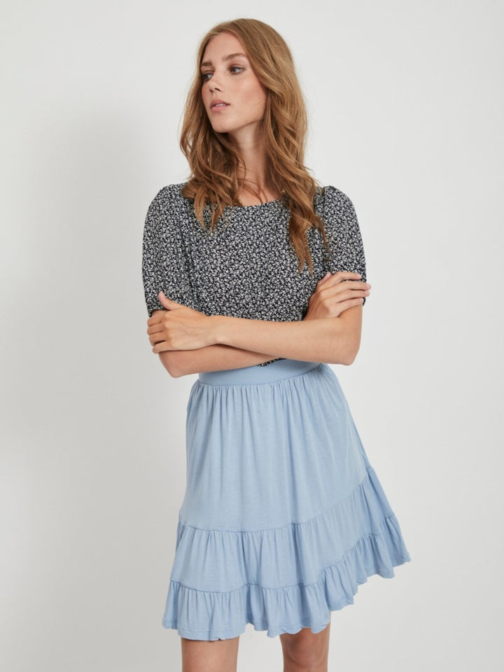 Bibo Short Sleeve Top