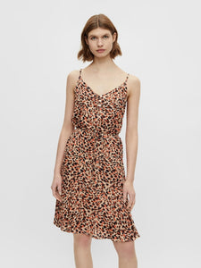 NYA SLIP BUTTON DRESS BF BC