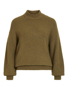 VALLE L/S KNIT PULLOVER