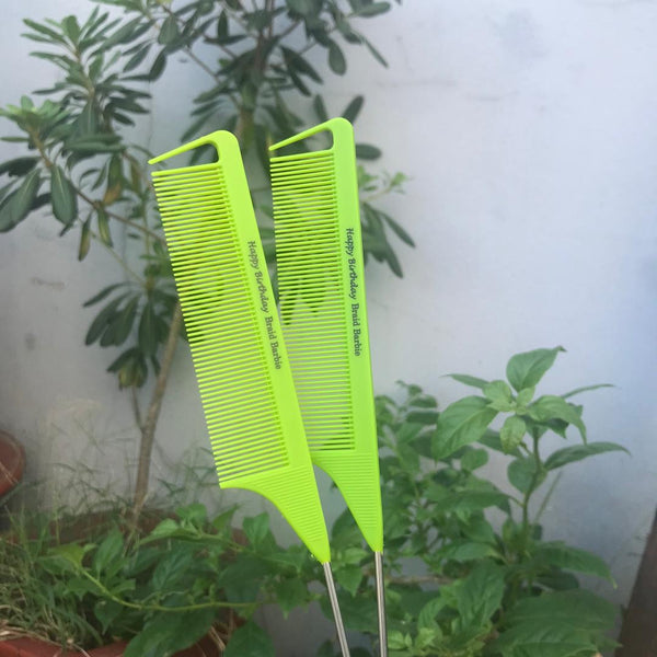 2 Slime Pecision Combs