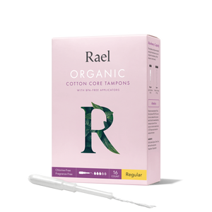 Regular Organic Cotton Tampons (3949143883891)
