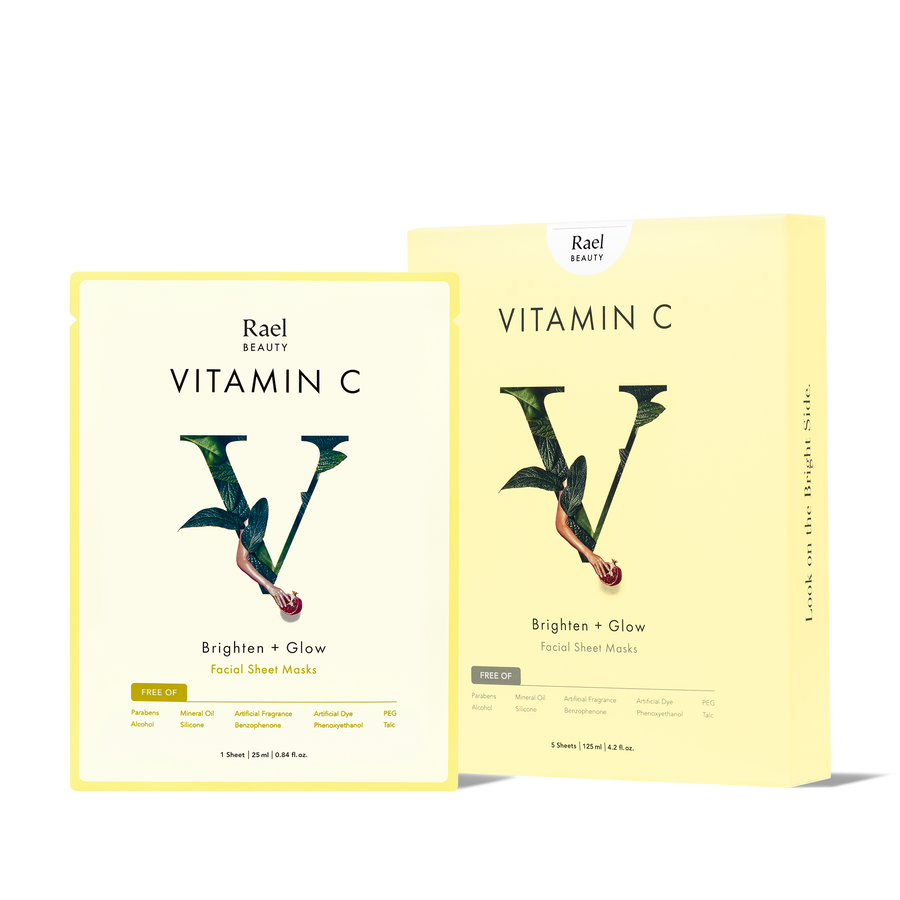 Vitamin C Sheet Masks (259603824667)