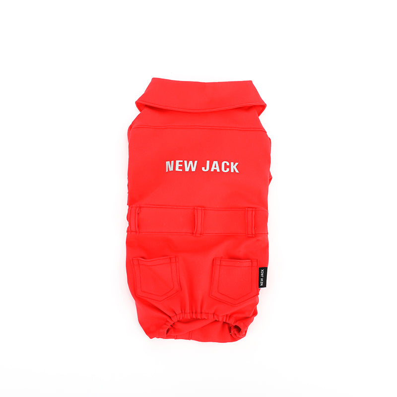 COVERALL(RED)
