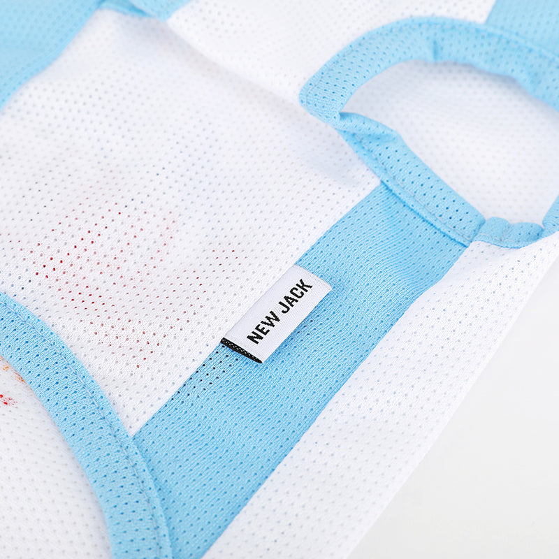 COOL AIR MESH TANK TOP(WHITE)