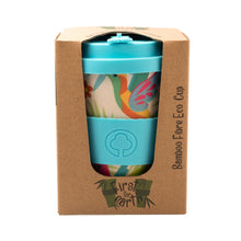 Load image into Gallery viewer, Bamboo Eco Cup 400ml Birds
