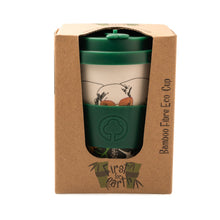 Load image into Gallery viewer, Bamboo Eco Cup 400ml Elephant